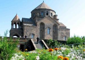 Hripsime-Kirche in Etschmiadsin