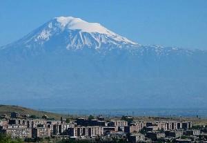 Ararat bei Eriwan