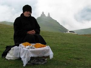 Marienwallfahrt am Kazbek