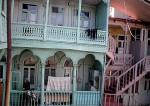 In der Altstadt von Tbilissi