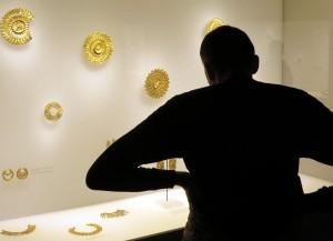 Schatzkammer im Nationalmuseum