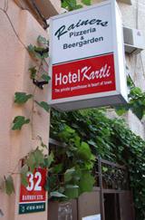 Hotel Kartli Barnowa-Str. 30